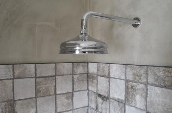 Landelijk Badkamer Tegels : Landelijke badkamer lunteren steenbergen tegels